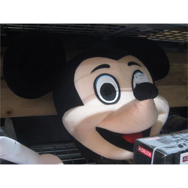 MICKEY MOUSE COSTUME HEAD