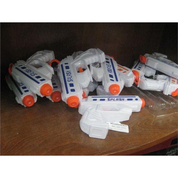 11PC SPLASH WATER GUNS