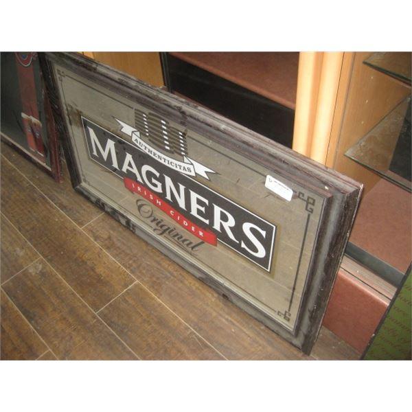 MAGNERS IRISH CIDER MIRROR