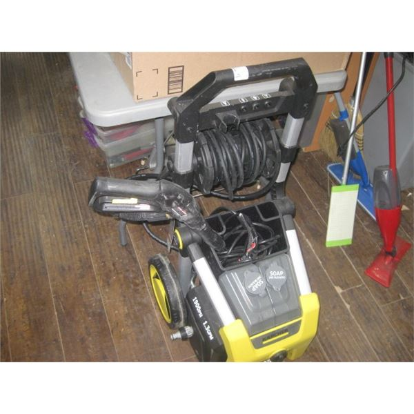 KARCHER 1900PSI ELECTRIC PRESSURE WASHER