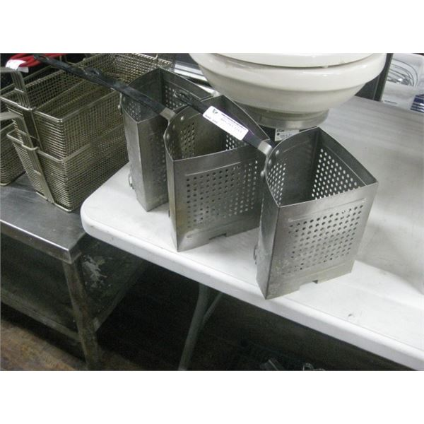3PC POT STRAINERS
