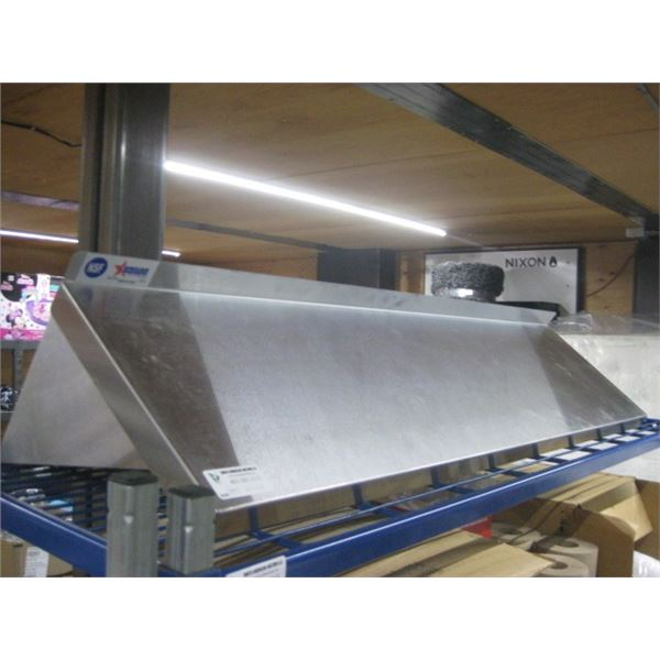 OMCAN 48 INCH STAINLESS OVERSHELF