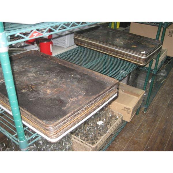 20PC FULL SIZE BAKING PANS