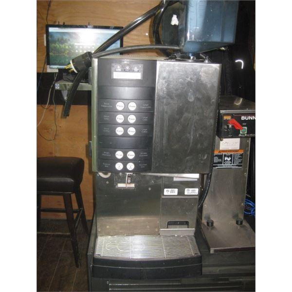 SCHAERER E6-MU AUTOMATIC CAPPO MACHINE USED