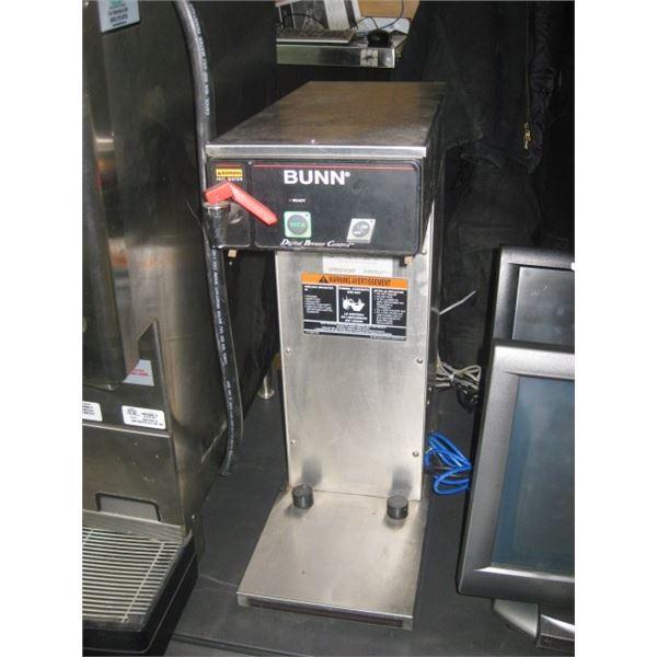 BUNN 15AP AIR POT COFFFE BREWER USED