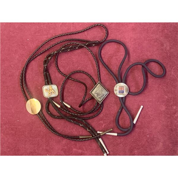 LOT OF BOLO TIES
