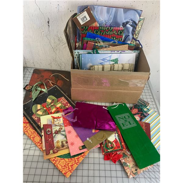50+ GIFT BAGS ALL SIZES AND VARIETIES