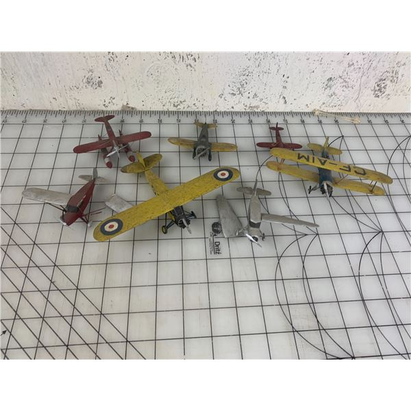 MINI WOODEN MODEL AIRPLANES