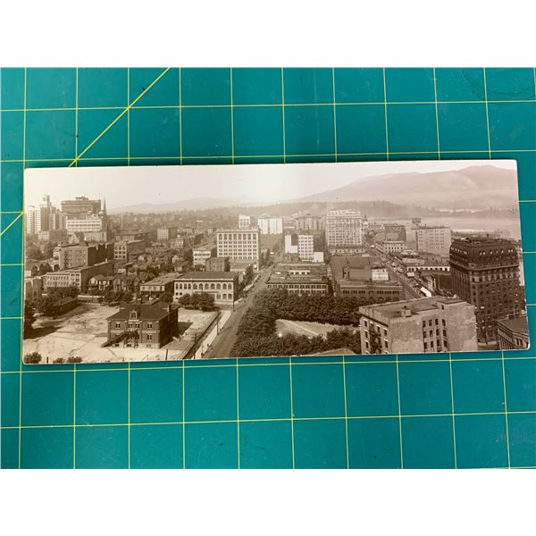 1925 COPYRIGHTED PHOTOGRAPH VANCOUVER