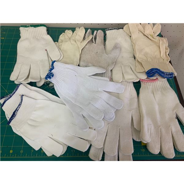 PAIRS OF GLOVES