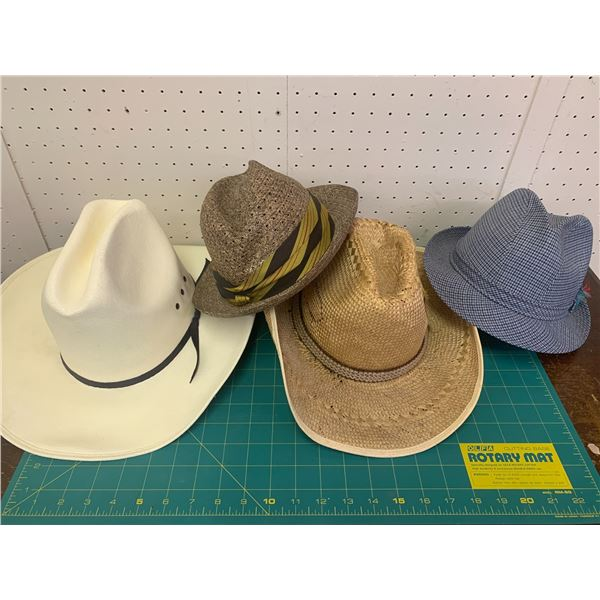 LOT OF VARIOUS HATS