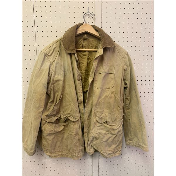 VINTAGE SEARS JC HIGGINS DUCK HUNTING JACKET