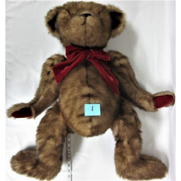 "30"" 100th anniversary edition teddy bear"
