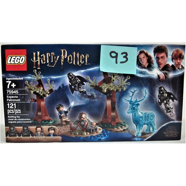New sealed 2019 Harry Potter Lego 75945 Expecto Patronum