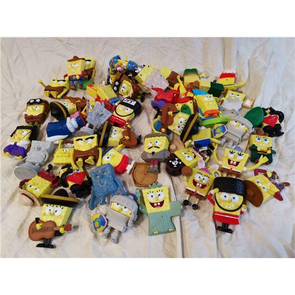 50 Sponge Bob toys