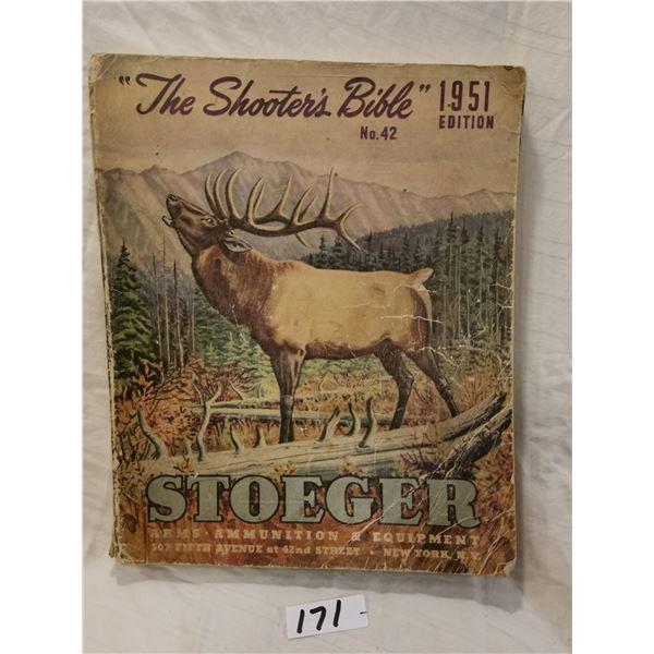 1951 Stoegers catalogue/repair guide, gun bible