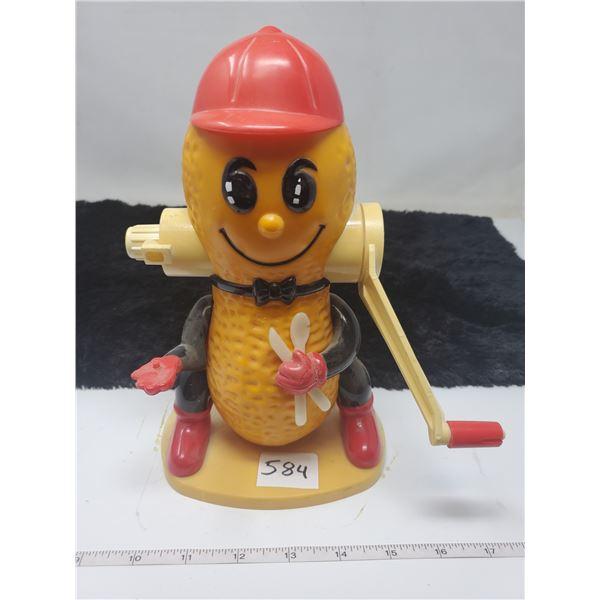 mr peanut figure grinder
