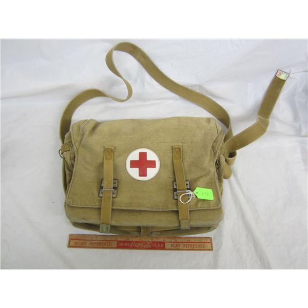 Russian Military Medics Canvas Bag