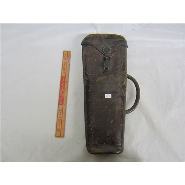 Antique Leather Carrying Case for Gun ?