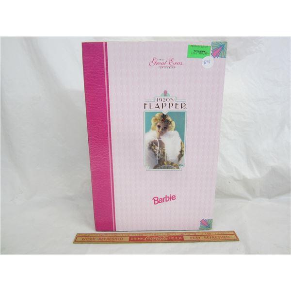 Vintage Barbie 1920's Flapper Girl unopened circa 1993