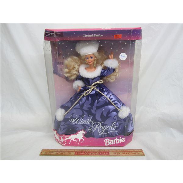Barbie Special Edition Winter Royale circa 1993