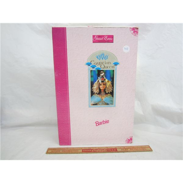 Barbie Egyptian Queen with box