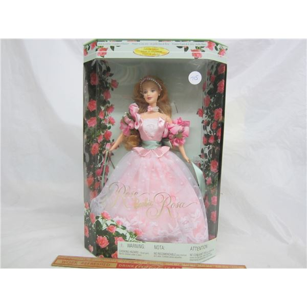 Rose Barbie Collector's Edition circa 1998