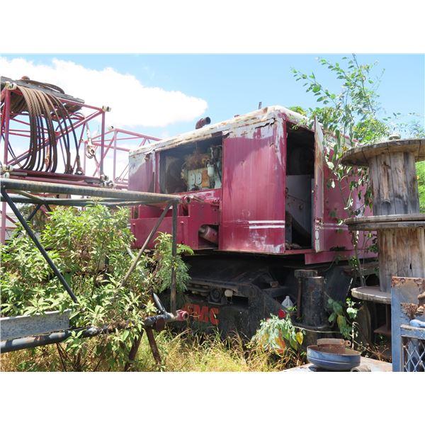 Linkbelt Scrap Crane