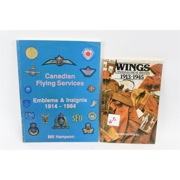 Mixed Lot Air Force Books
