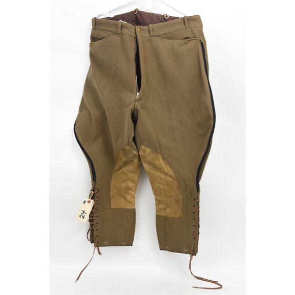 Military Breeches