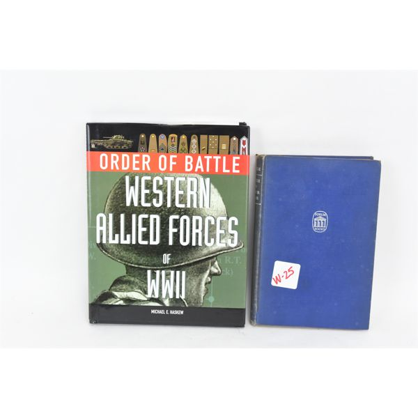 Military Books WW2
