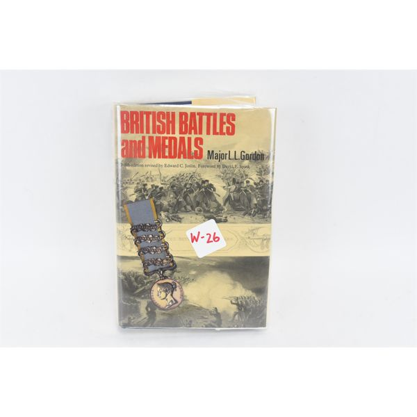 British Battles & Medals