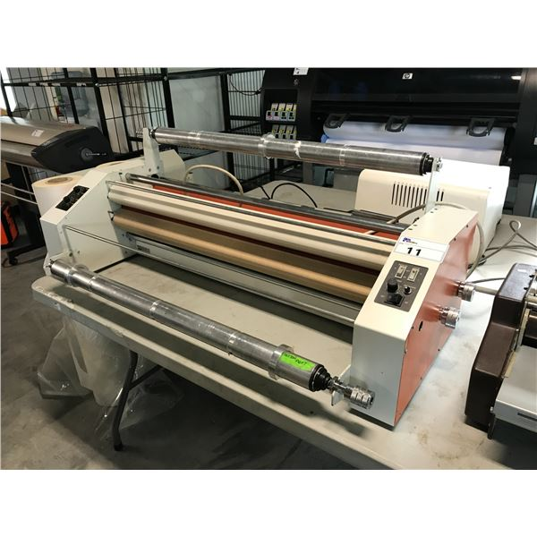 "FRELAB C-40A 40"" LAMINATOR COMES WITH 2 ROLLS OF FILM"