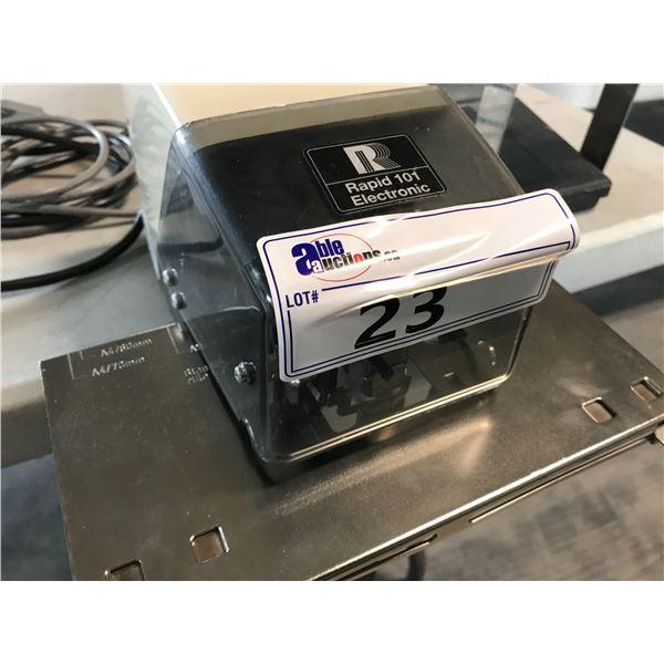 RAPID101 ELECTRONIC STAPLER