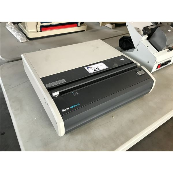 IBICO 620FD-C4 ELECTRIC PUNCH SYSTEM