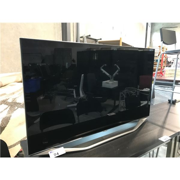 """SAMSUNG  55"""" SMART TV WITH REMOTE"""