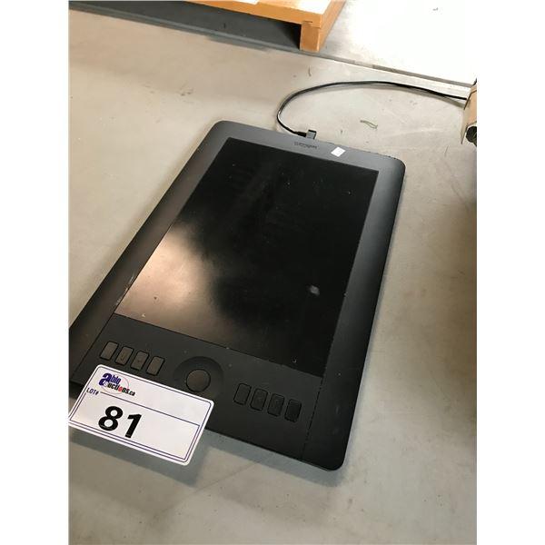 WACOM PTH-651 GRAPHIC TABLET, NO PEN