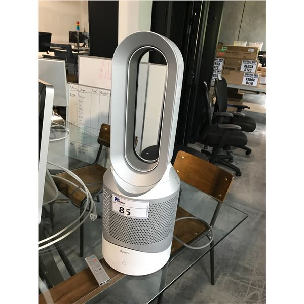 DYSON PT3-CA-JEA0720A FAN/HEATER WITH REMOTE