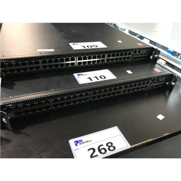 DELL N3048 48 PORT NETWORK SWITCH