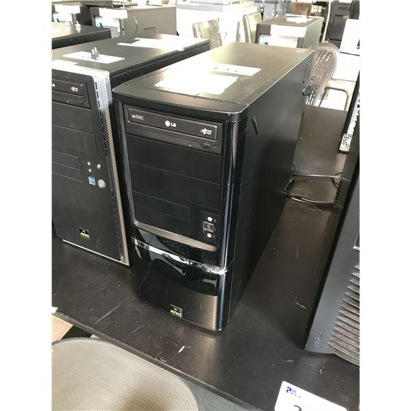ATIC 3D BOX 1X 3.4GHZ CORE I7-4770 (8) 32GB (4X8GB) WINDOWS 7 PRO 64X