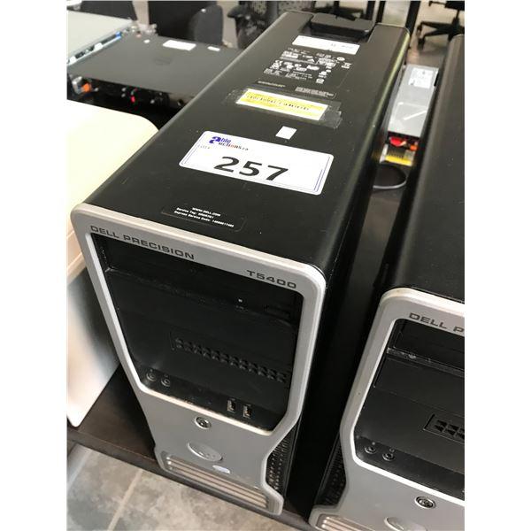 DELL PRECISION T5400 XEON DESKTOP COMPUTER