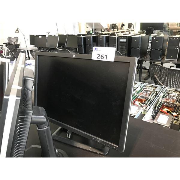 """HP 24"""" LCD MONITOR"""