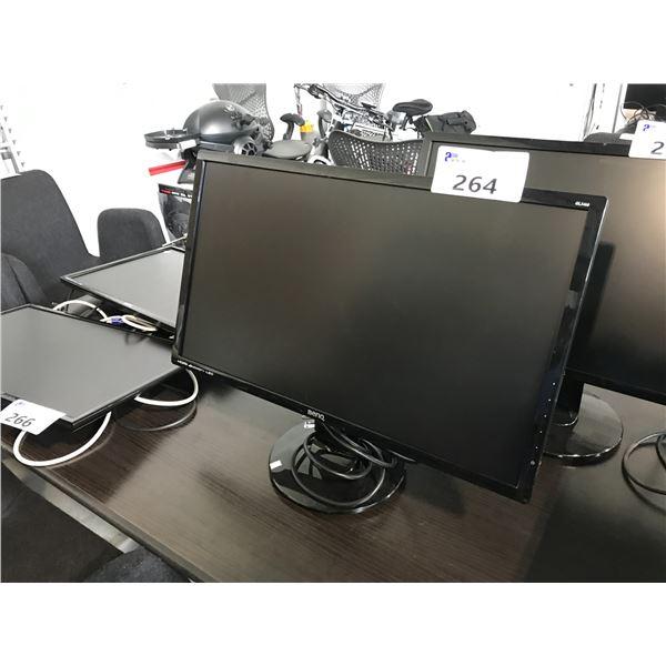 "BENQ 24"" LCD MONITOR"