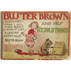 Buster Brown and His Resolutions (1903)