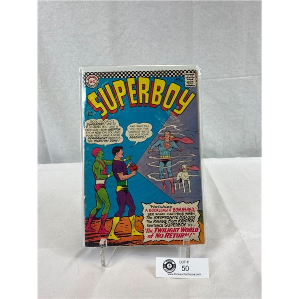 DC Comics Superboy, The Twilight World Of No Return, On Board In Bag