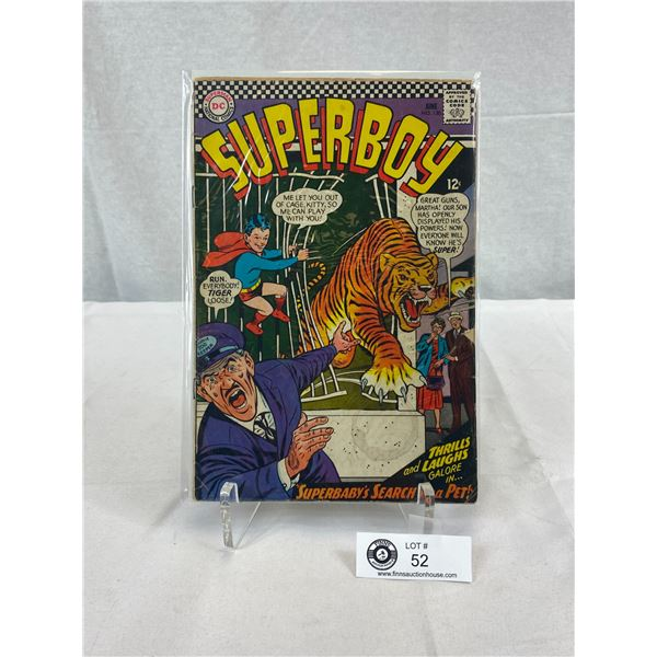 DC Comics Superboy, Superbaby's Search For A Pet, In Bag On Board