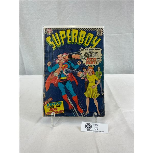 DC Comics Superboy, The Fists And The Fury, In Bag On Board