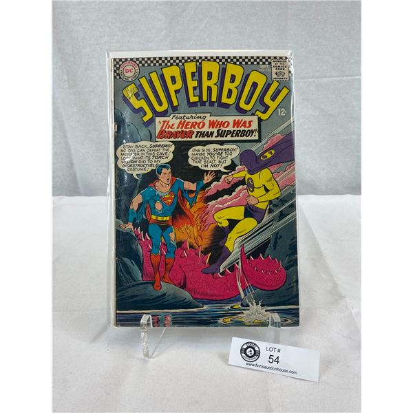 DC Comics Superboy, The Hero Who Was Braver Than Superboy, In Bag On Board