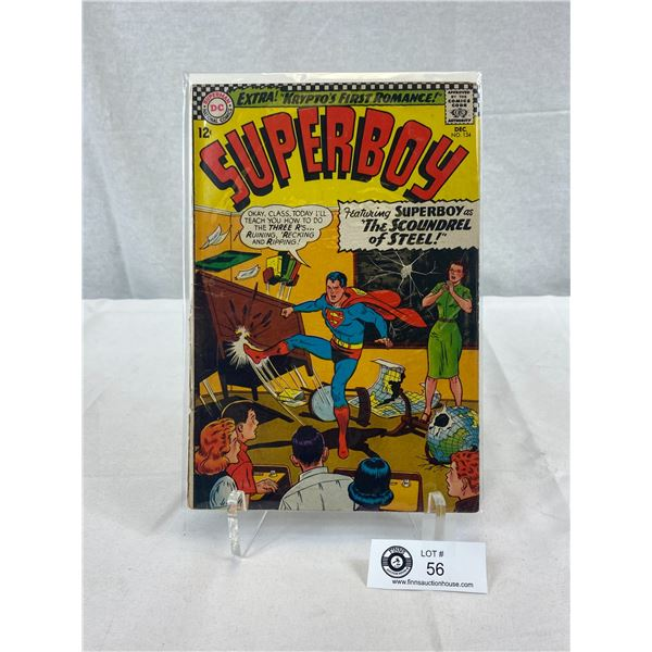 DC Comics Superboy, The Scoundrel Of Steel, In Bag On Board