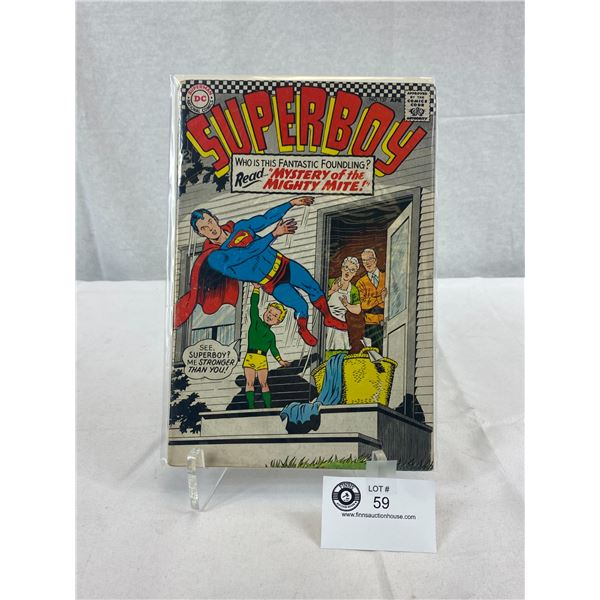 DC Comics Superboy, Mystery Of The Mighty Mite, In Bag On Board
